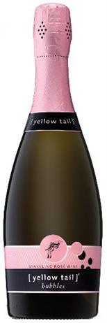 Yellow Tail Sparkling Bubbles